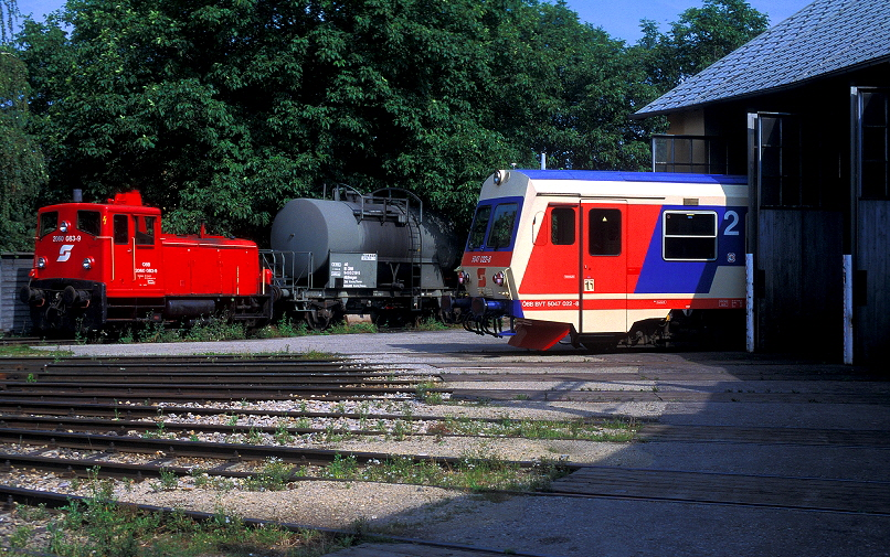 k-005 Zf. Krems 2060.083 & 5047.022 am 16.08.1998 foto herbert rubarth